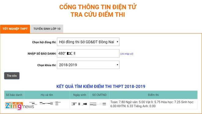 'Diem 0 trac nghiem, Bo GD&DT che giau hay phan mem cham thi loi?' hinh anh 3