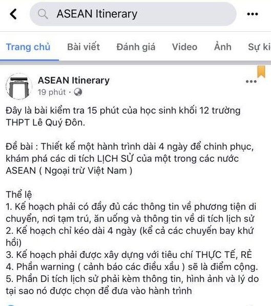Thiet ke tour du lich ASEAN lay diem kiem tra 15 phut hinh anh 1
