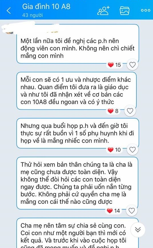 hop phu huynh hoc sinh anh 2