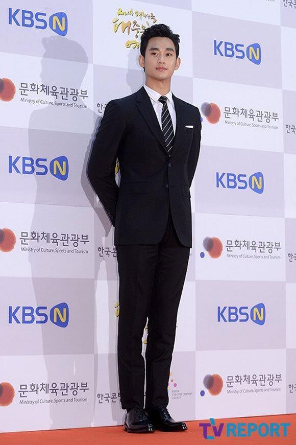 Kim Soo Hyun mac suit dien trai anh 8