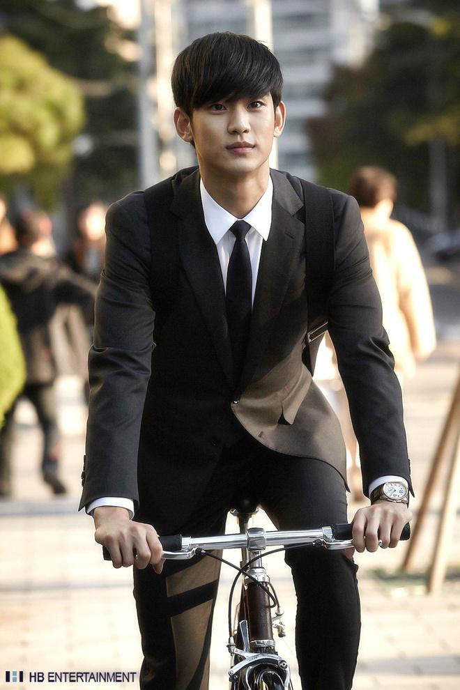 Kim Soo Hyun mac suit dien trai anh 4