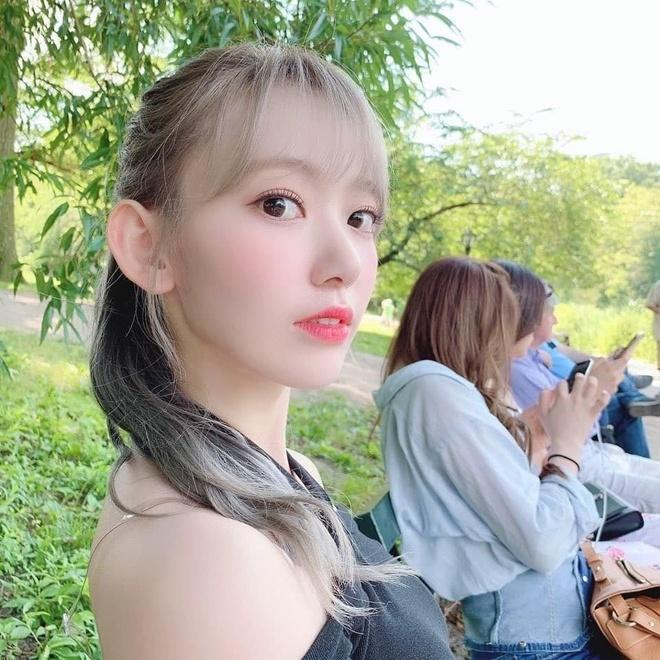 Idol Nhat xinh dep nho make kieu Han anh 4