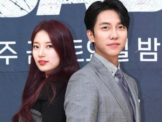 Phim moi cua Suzy va Lee Seung Gi tung trailer kich tinh hinh anh
