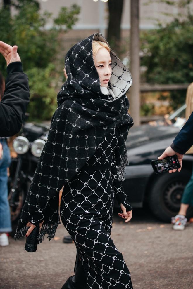 sandara park du Paris Fashion Week anh 8