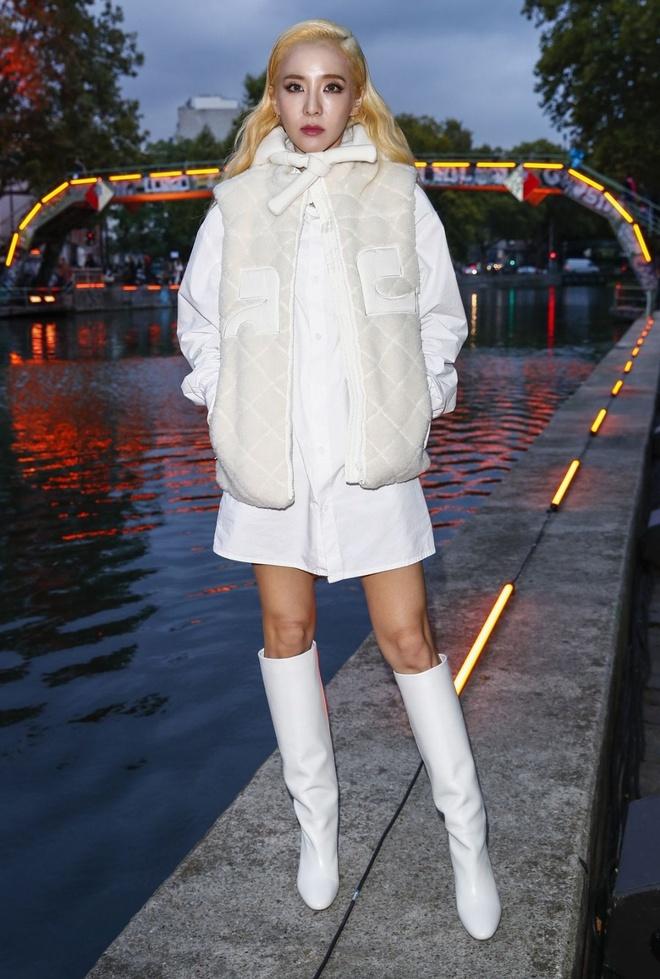 sandara park du Paris Fashion Week anh 4