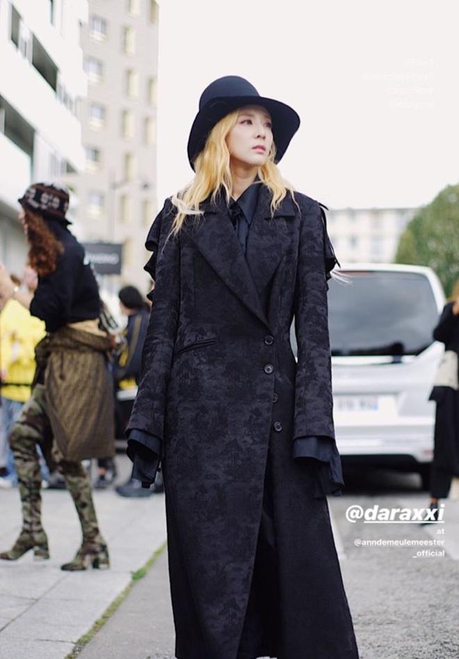sandara park du Paris Fashion Week anh 6