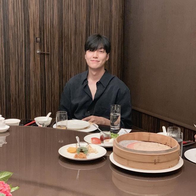 Lee Min Ho hau xuat ngu anh 8