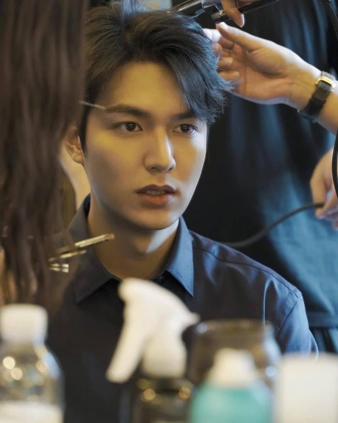 Lee Min Ho hau xuat ngu anh 9