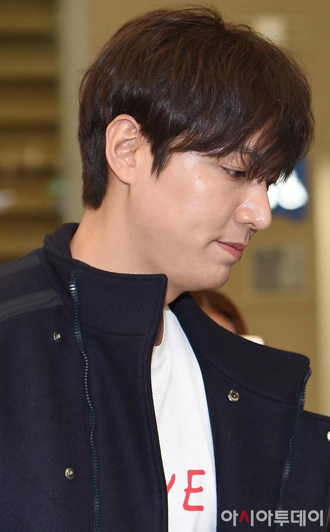 thoi trang san bay cua Lee Min Ho anh 5