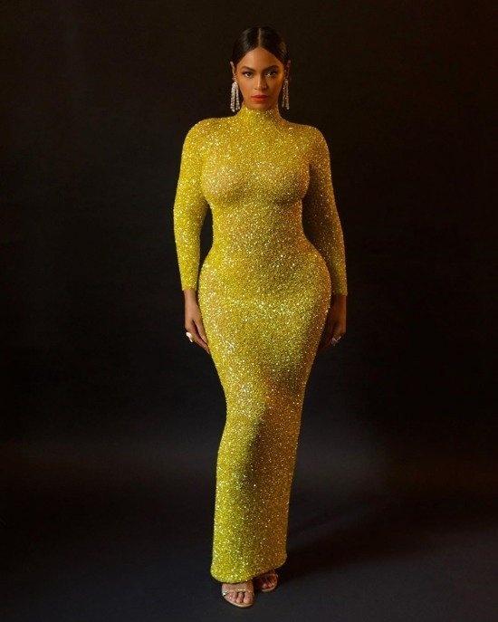 Beyonce da giam 20kg sau sinh nhu the nao anh 2