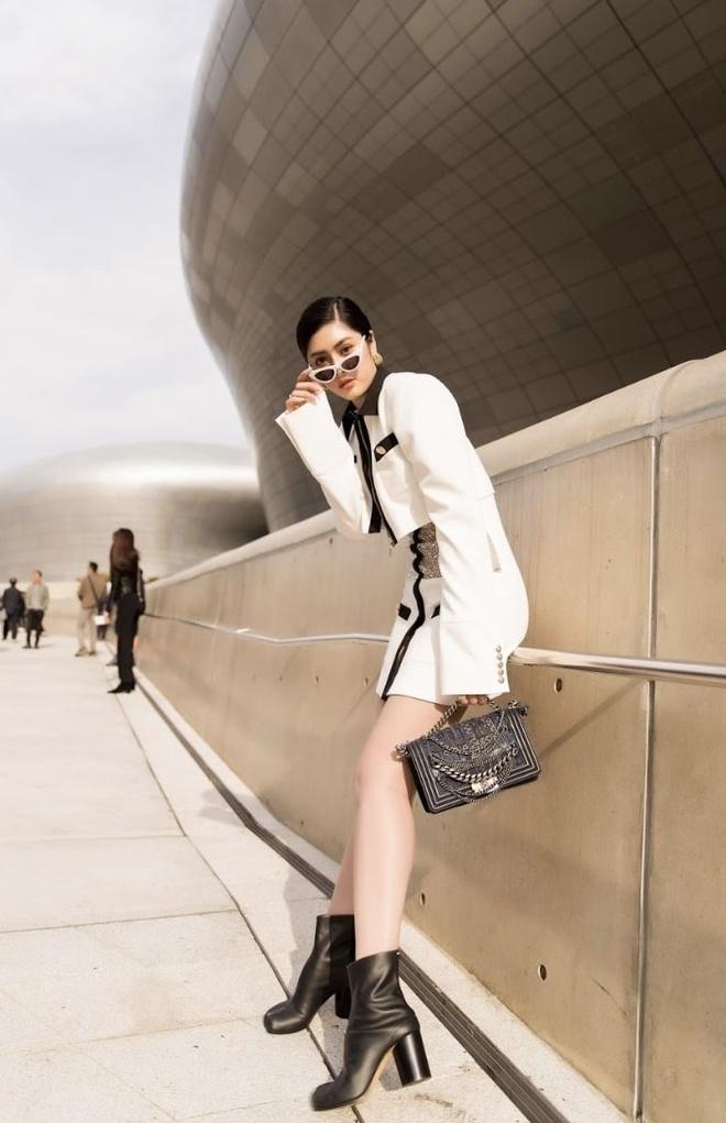 sao Han du Seoul Fashion Week anh 11