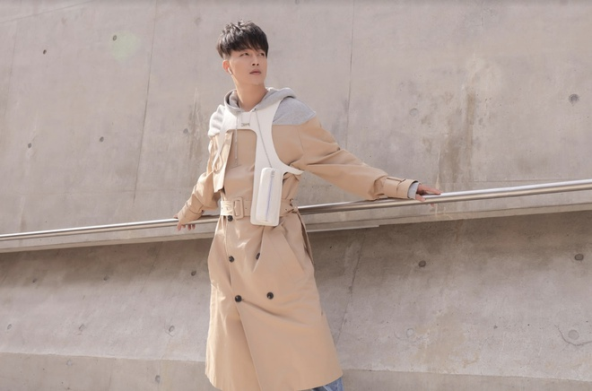 sao Han du Seoul Fashion Week anh 9