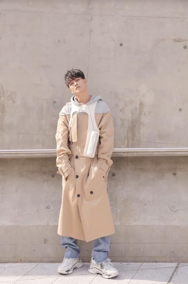 sao Han du Seoul Fashion Week anh 10