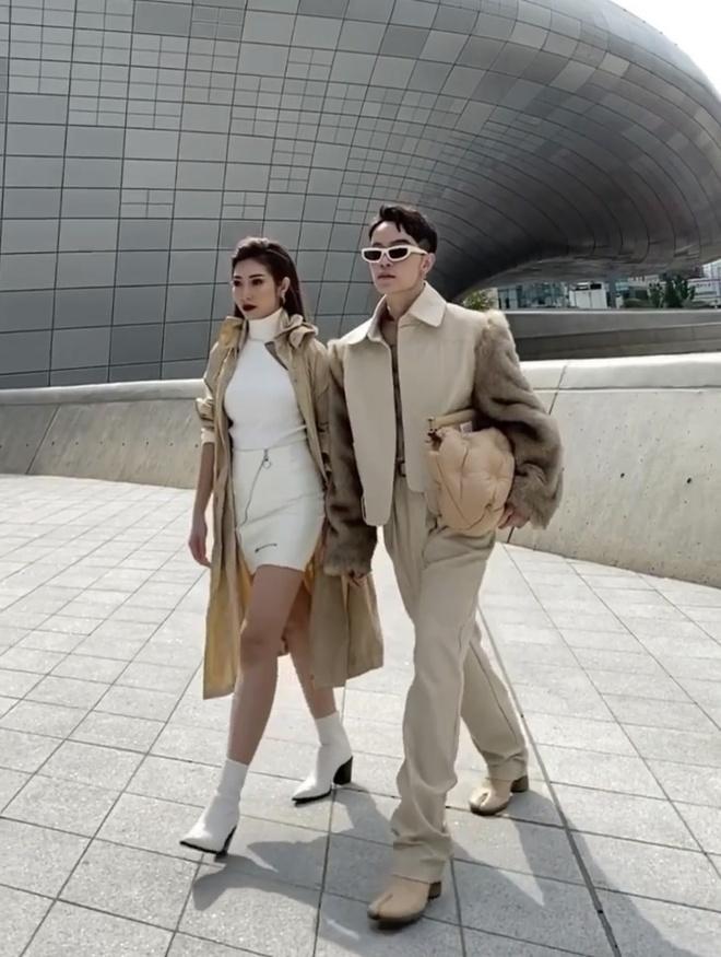 sao Han du Seoul Fashion Week anh 2