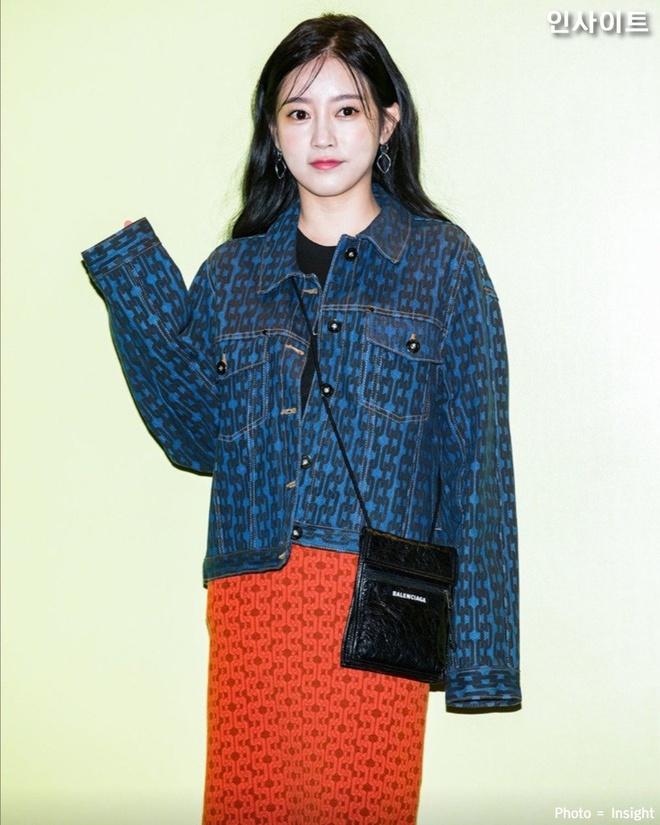 T-ara va dan my nhan Han dien do kem sang tai Seoul Fashion Week hinh anh 5
