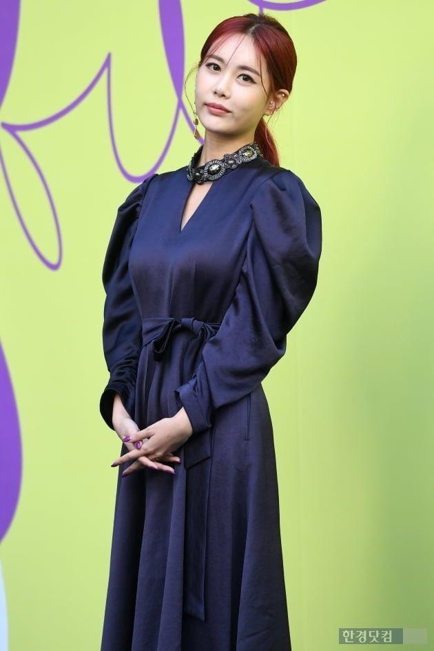 T-ara va dan my nhan Han dien do kem sang tai Seoul Fashion Week hinh anh 3