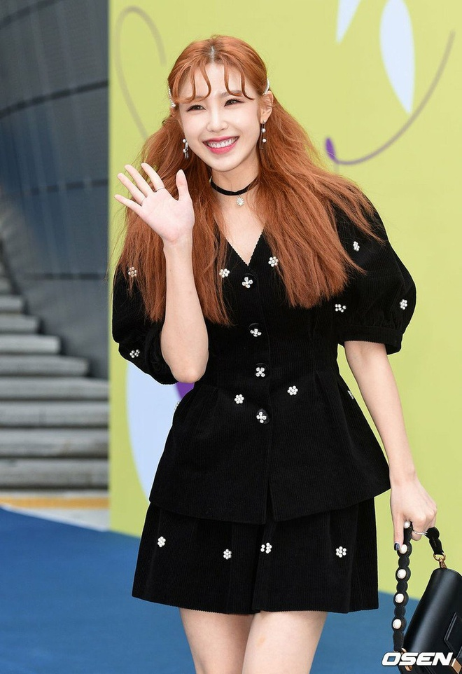 T-ara va dan my nhan Han dien do kem sang tai Seoul Fashion Week hinh anh 7