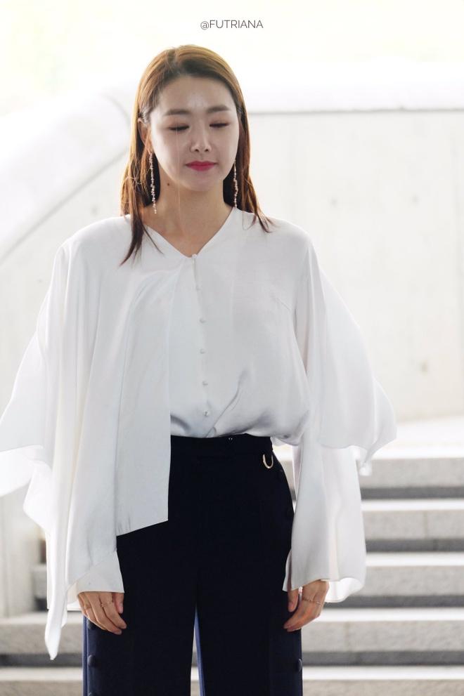 T-ara va dan my nhan Han dien do kem sang tai Seoul Fashion Week hinh anh 8