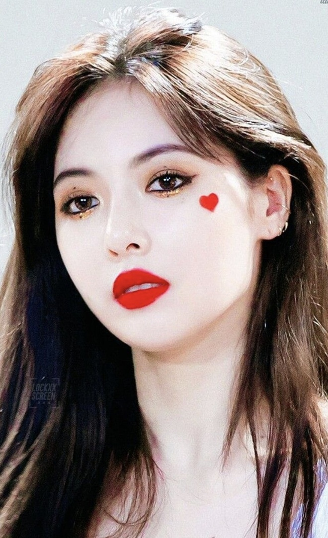 HyunA, Jimin va dan sao Han make up la mat trong van dep hinh anh 8