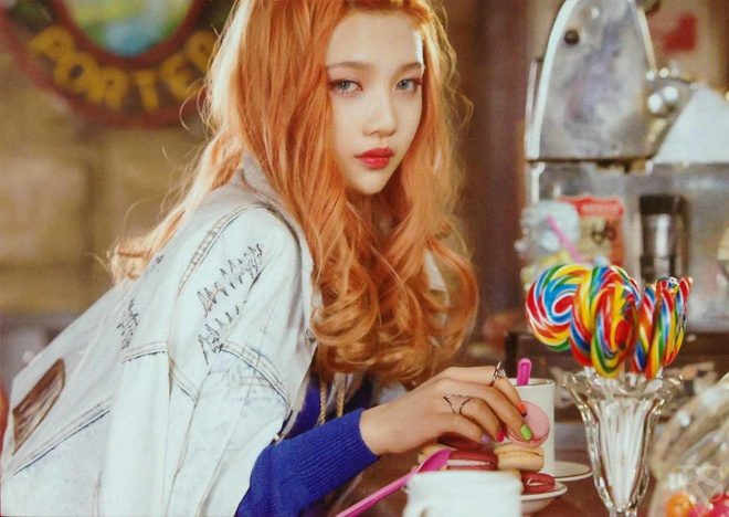 My nhan Red Velvet giam can de hop voi phong cach sexy hinh anh 5 Joy.full.117297.jpg