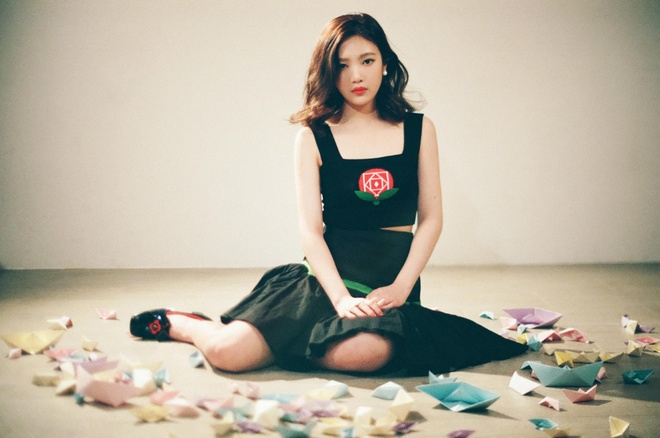 My nhan Red Velvet giam can de hop voi phong cach sexy hinh anh 6 dxkVQGb.jpg