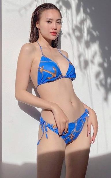 ninh duong lan ngoc dien bikini anh 1
