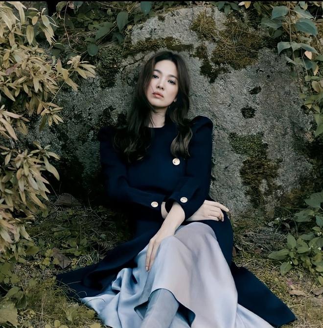 nhan sac Song Hye Kyo trong bo anh moi anh 1
