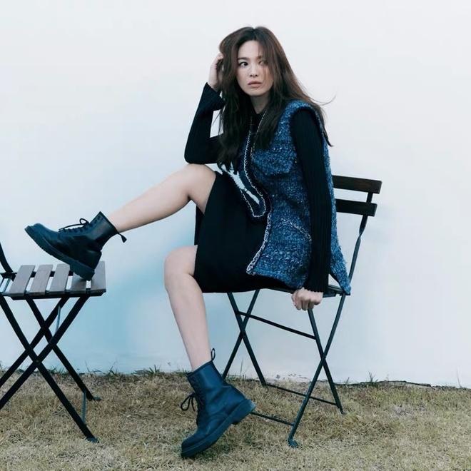 nhan sac Song Hye Kyo trong bo anh moi anh 4