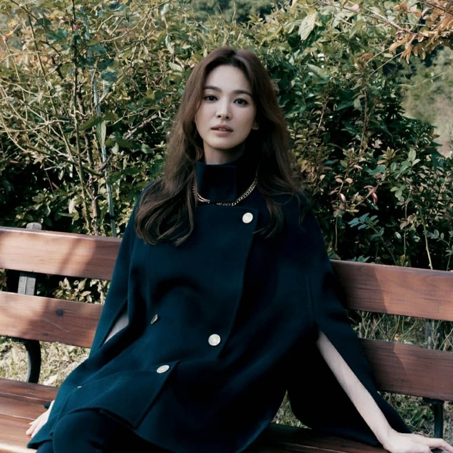 nhan sac Song Hye Kyo trong bo anh moi anh 6