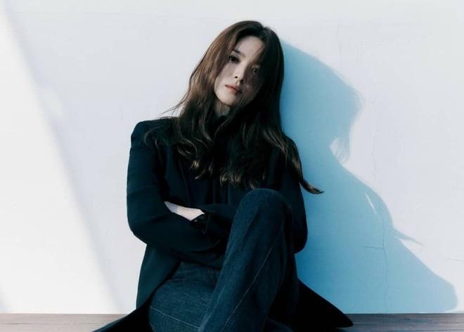 nhan sac Song Hye Kyo trong bo anh moi anh 5