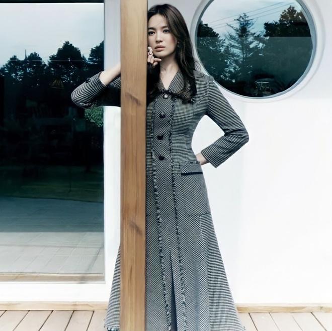 nhan sac Song Hye Kyo trong bo anh moi anh 3