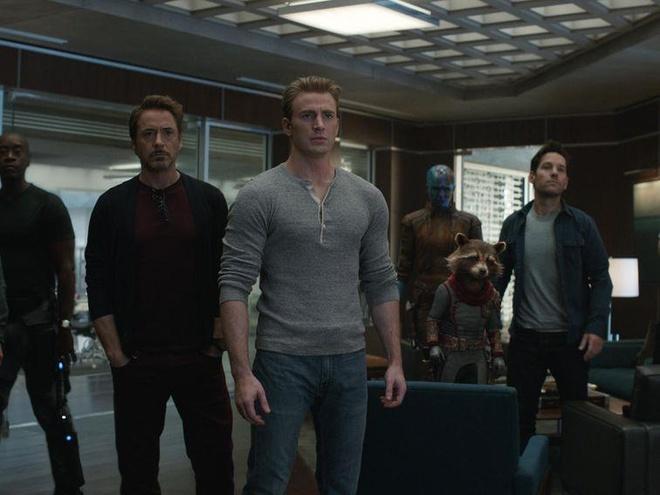 'Avengers: Endgame' dai toi 3 tieng, nen di ve sinh luc nao? hinh anh 1