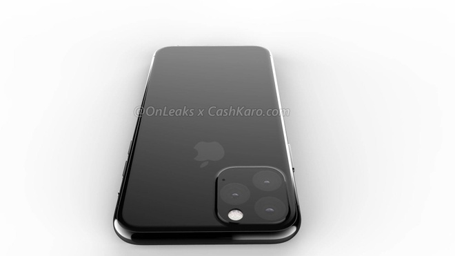 Day la thiet ke chinh thuc cua iPhone XI? hinh anh 3