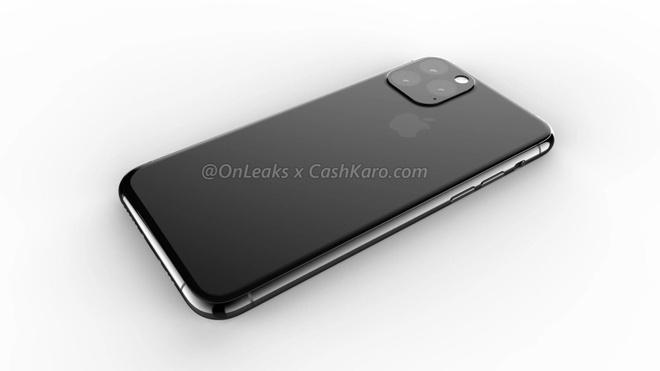 Day la thiet ke chinh thuc cua iPhone XI? hinh anh 4