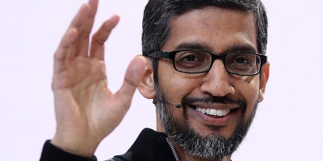 CEO Google chi trich quyen rieng tu 'quy toc' cua Apple hinh anh 1