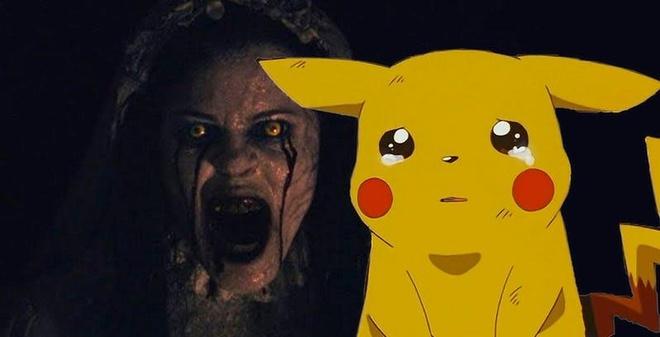 Di xem Pikachu gap phim kinh di 18+, hang tram tre khoc thet tai rap hinh anh 1