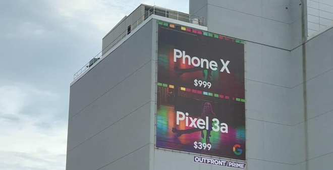 hieu nang cua Pixel 3a so voi iPhone anh 1