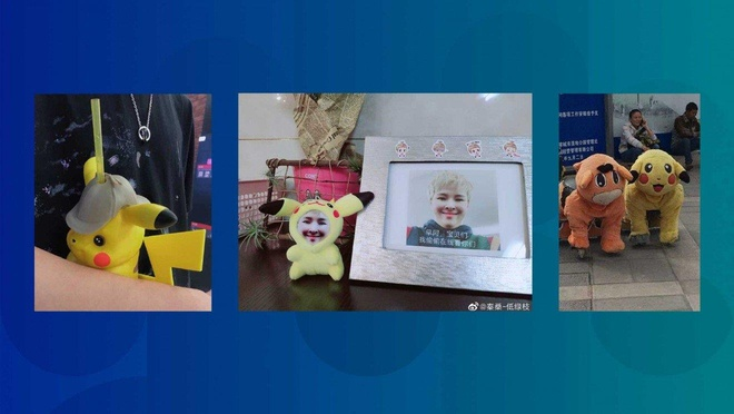 Pikachu phien ban 'xau dau don' tro thanh hien tuong mang TQ hinh anh 3