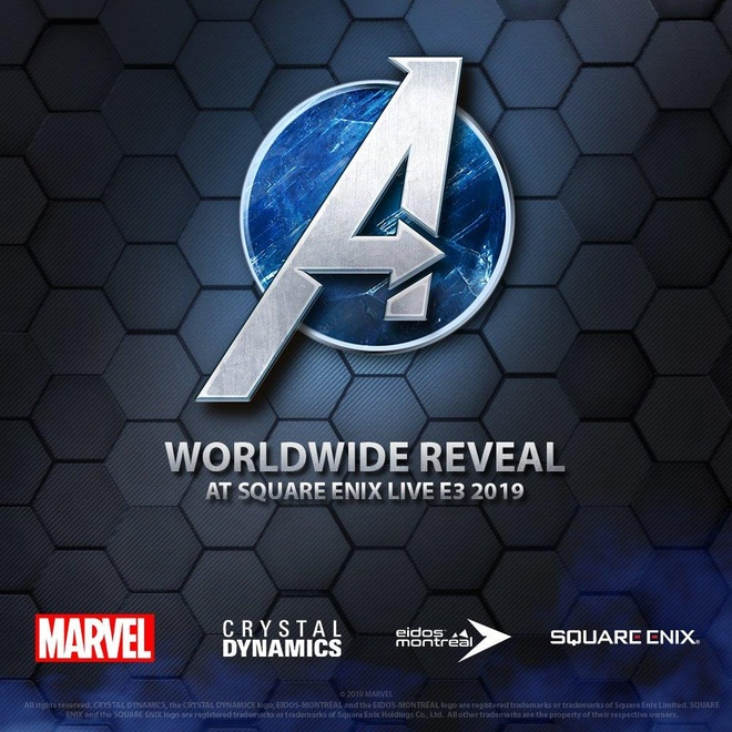 Game bom tan Avengers xuat hien vao thang sau? hinh anh 1