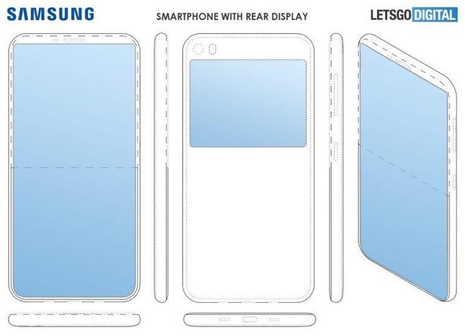 Samsung phát triển điện thoại 2 màn hình, không camera selfie?