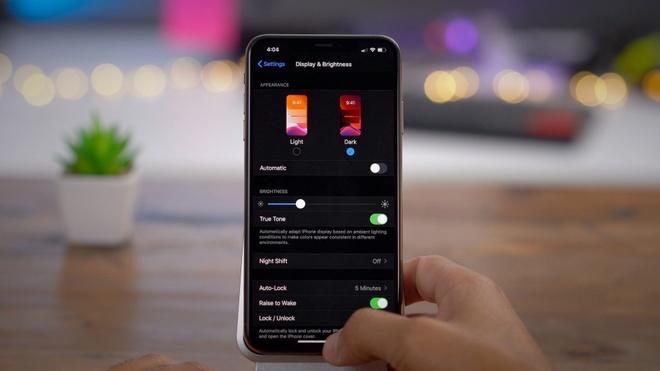 nang cap iOS 13 cho iPhone anh 1