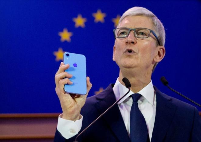 iPhone e am, Apple se cho thue dien thoai? hinh anh 1