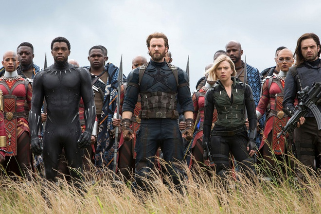 xem Avengers Endgame truc tuyen anh 1