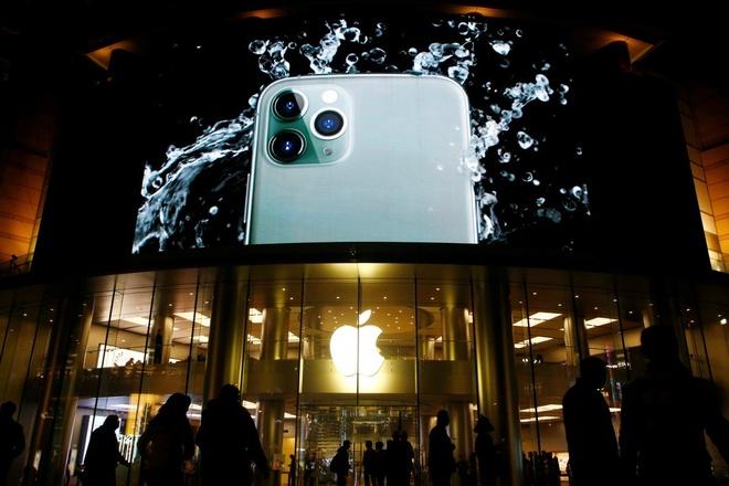 Apple đạt được thành công lớn khi bán dòng iphone 11 tại thị trường Trung Quốc