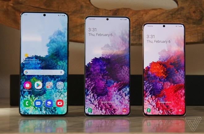 Dau la khac biet cua bo 3 Galaxy S20? hinh anh 3 Screenshot_6.jpg