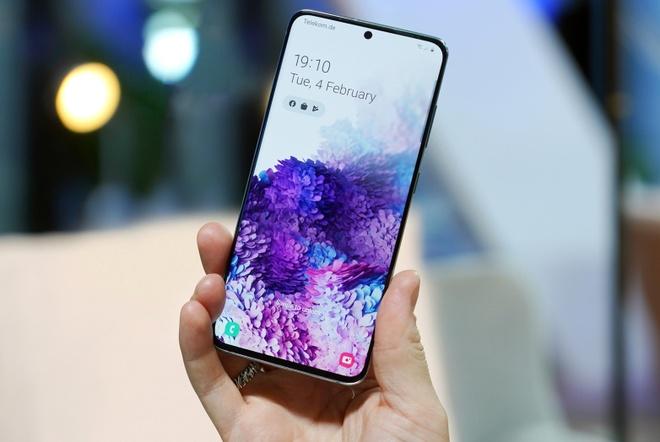 Galaxy S20 Ultra la smartphone co man hinh dep nhat the gioi hinh anh