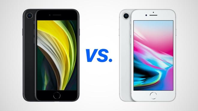4 ly do ban nen mua iPhone SE 2020 hinh anh 1 iPhone_SE_vs.jpg