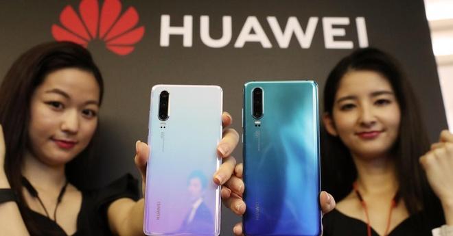 Huawei vừa trở thành hãng smartphone lớn nhất thế giới