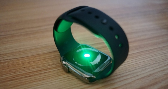 Apple Watch phat hien Covid-19 anh 1