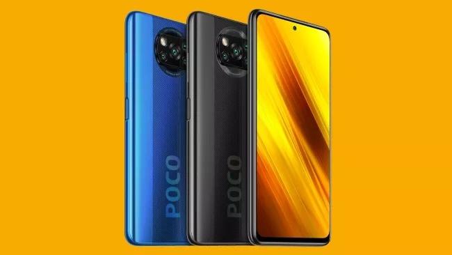 Poco X3 NFC man hinh 12 Hz anh 1